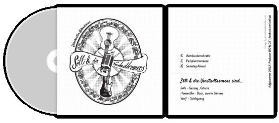 Branding Soelli und die Vorstadtradler