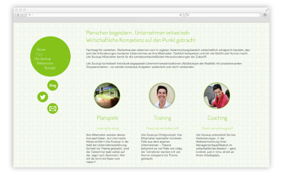 Webdesign Wikinomic