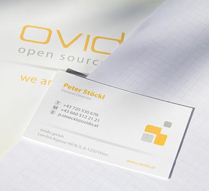 Branding Ovido